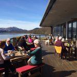 Venachar Lochside restaurant