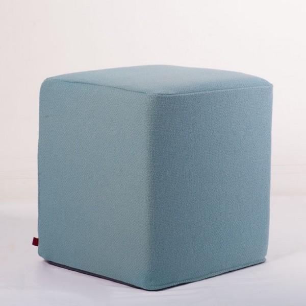 Cube Footstool Bute Fabrics