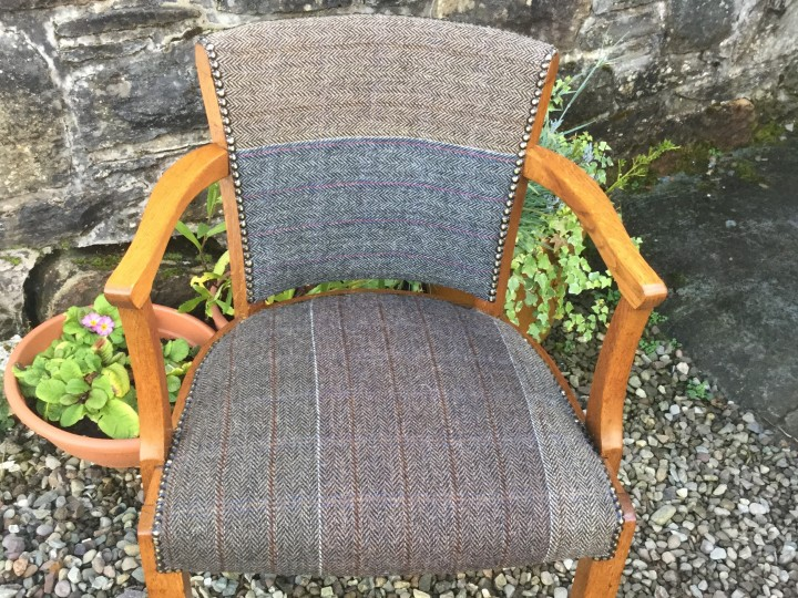 New Life for Vintage Tweed